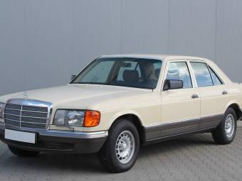 Mercedes-Benz 300 SD Turbodiesel