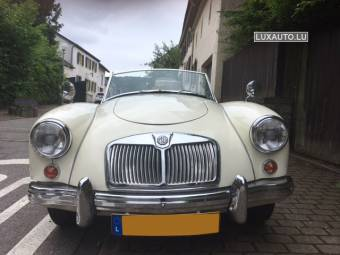 Mg Classic Cars For Sale Classic Trader