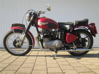 Royal Enfield 700 Silver Shotgun
