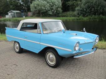 Amphicar Classic Cars for Sale - Classic Trader