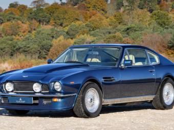 Aston Martin V8 Classic Cars For Sale Classic Trader