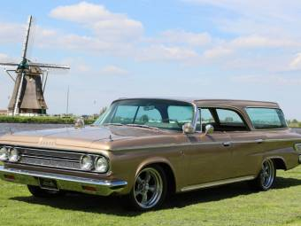 Dodge Custom 880 Hardtop Wagon 361