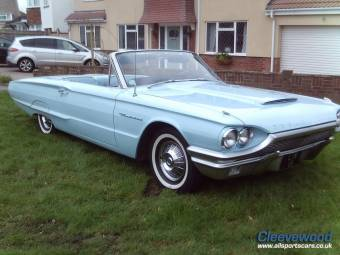 Ford Thunderbird Classic Cars For Sale Classic Trader