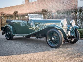 Lagonda 4.5 Litre M 45 Sports Tourer