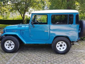 Toyota Land Cruiser Classic Cars for Sale - Classic Trader