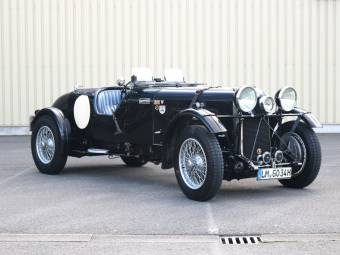 Lagonda 4.5 Litre M 45 R Team Car