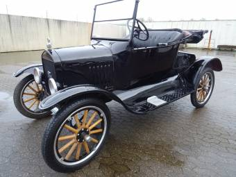 Ford Model T Convertible