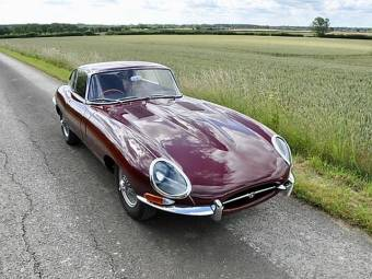 Jaguar E-Type 3.8 Flat Floor
