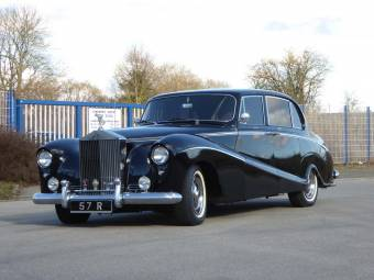 Rolls-Royce Silver Cloud I Hooper
