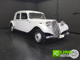 Citroën Traction Avant 11 Commerciale
