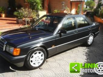 Mercedes-Benz 190 D 2.5 Turbo