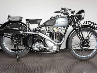 Triumph Oldtimer Motorrad kaufen - Classic Trader