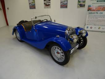 Morgan 4/4 Series I Special