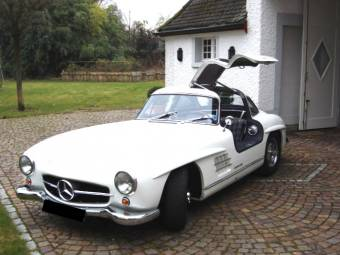 Mercedes Benz Sl Class W 198 I Classic Cars For Sale Classic Trader