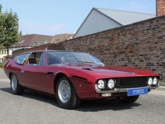 Lamborghini Espada Classic Cars For Sale Classic Trader