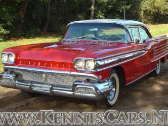 Oldsmobile Super 88 Hardtop Coupe