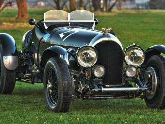 "Bentley 3/8 Liter ""The Missile"" Special"