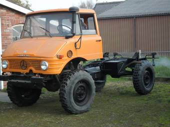 Unimog For Sale >> Mercedes Benz Unimog Classic Cars For Sale Classic Trader