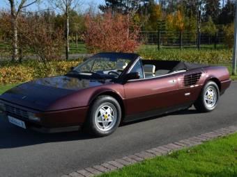 Ferrari Mondial Classic Cars For Sale Classic Trader
