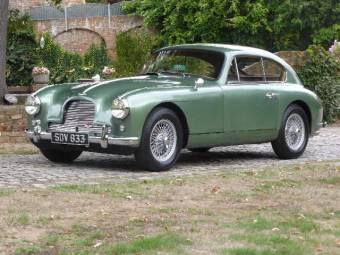 Aston Martin DB Classic Cars For Sale Classic Trader - Aston martin db2 price