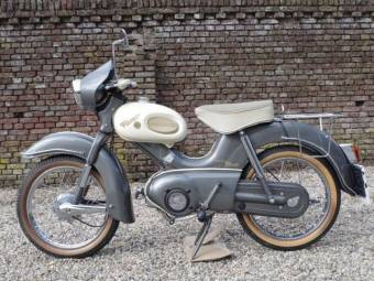 kreidler florett super oldtimer motorrad kaufen classic. Black Bedroom Furniture Sets. Home Design Ideas
