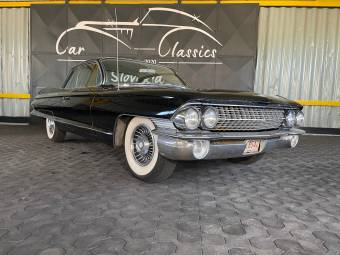 Cadillac 62 Hardtop Coupe DeVille