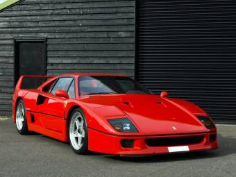 Ferrari F40 For Sale >> Ferrari F40 Classic Cars For Sale Classic Trader