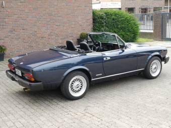 Fiat 124 Classic Cars For Sale Classic Trader