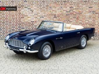 Aston Martin DB Classic Cars For Sale Classic Trader - Aston martin db6