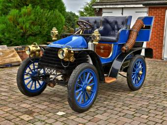 Wolseley 10 HP