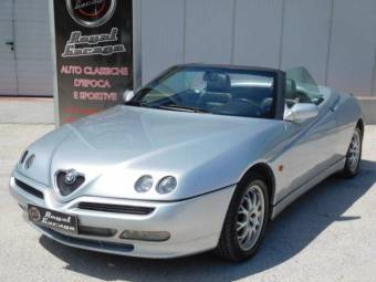Alfa Romeo Spider Classic Cars For Sale Classic Trader - 1993 alfa romeo spider for sale
