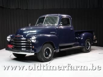 Chevrolet 3100 Oldtimer Kaufen Classic Trader