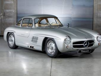 Mercedes-Benz Gullwing for Sale - Classic Trader