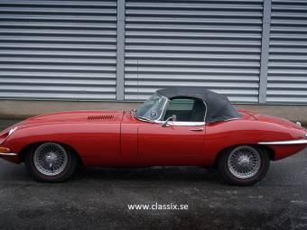 jaguar type e classique de collection à acheter