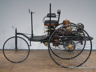 Benz Patent-Motorcar Number 1 Replica