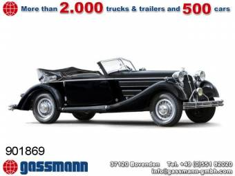 Horch 853 A Sport