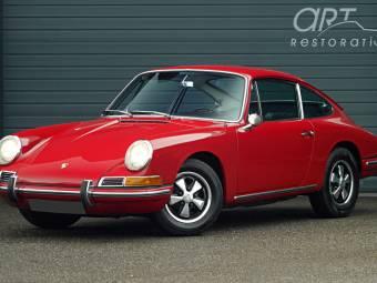 porsche 912 classic cars for sale classic trader. Black Bedroom Furniture Sets. Home Design Ideas