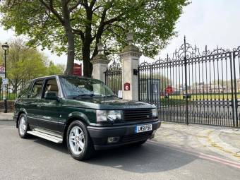 Land Rover Range Rover 4.6 Vogue