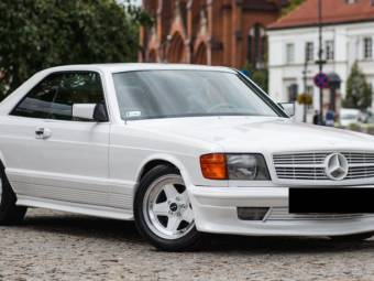 Mercedes-Benz SEC Classic Cars for Sale - Classic Trader