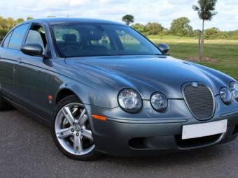 Jaguar S-Type V8 S/C