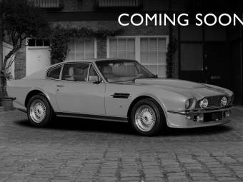 Aston Martin V8 Vantage X Pack