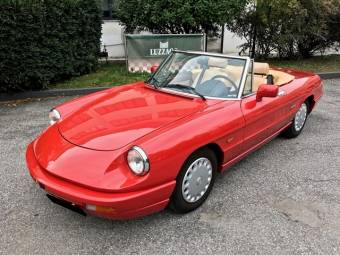 Alfa Romeo Spider Classic Cars For Sale Classic Trader - Alfa romeo spider for sale
