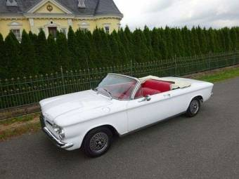 Chevrolet Corvair Monza Convertible