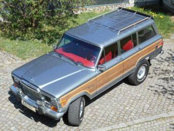 Jeep Grand Wagoneer Classic Cars for Sale - Classic Trader