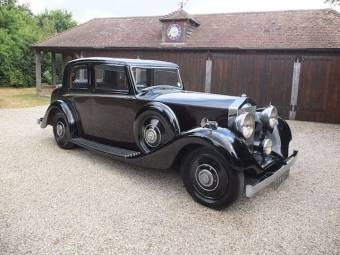 Rolls-Royce 25/30 HP