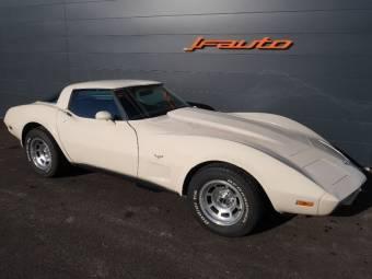 edition special vintage corvette