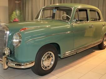 Verwonderlijk Mercedes-Benz Ponton Oldtimer kopen - Classic Trader UY-65