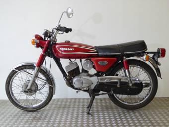 Kawasaki Oldtimer Motorrad Kaufen Classic Trader