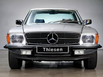 Mercedes-Benz 500 SLC