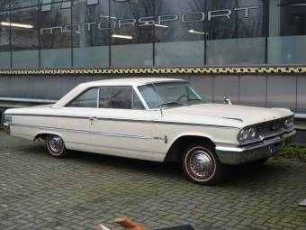 Ford Galaxie 500 Fastback
